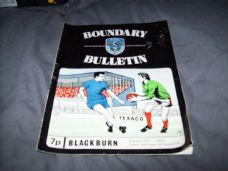 Oldham Athletic v Blackburn Rovers, 1972/73